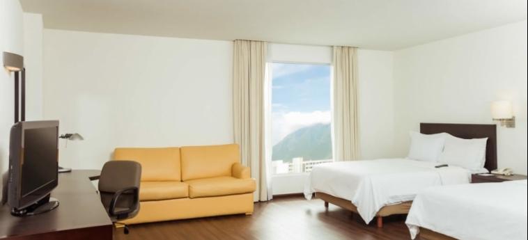 Hotel Fiesta Inn Monterrey Tecnológico: Camera Matrimoniale/Doppia MONTERREY