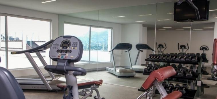 Hotel Fiesta Inn Monterrey Tecnológico: Interno MONTERREY