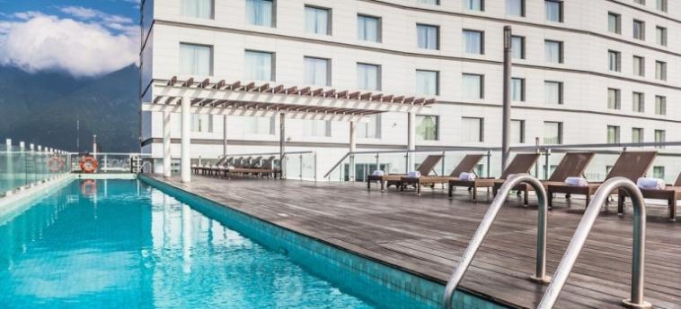 Hotel Fiesta Inn Monterrey Tecnológico: Piscina Esterna MONTERREY