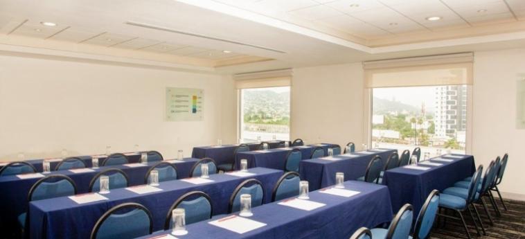 Hotel Fiesta Inn Monterrey Tecnológico: Posizione Hotel MONTERREY