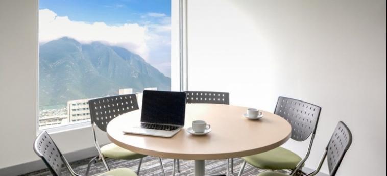 Hotel Fiesta Inn Monterrey Tecnológico: Sala Colazione MONTERREY