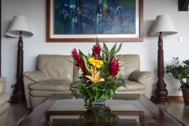 Hotel Finca Valverde's: Lobby MONTEVERDE - PUNTARENAS
