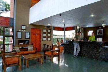 Hotel Poco A Poco: Lobby MONTEVERDE - PUNTARENAS