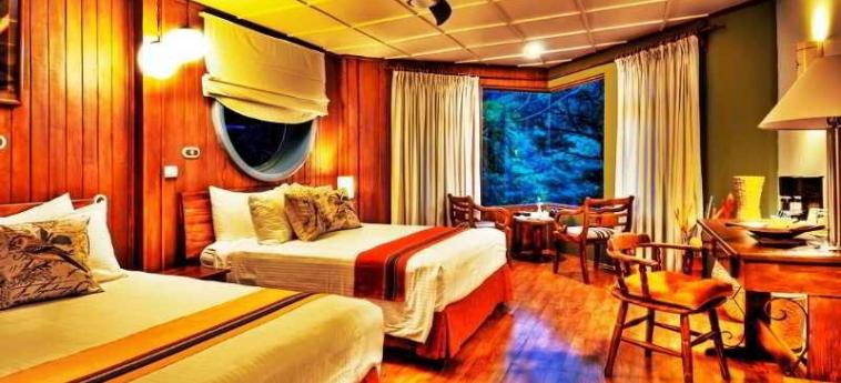 Hotel Monteverde Lodge & Gardens: Camera Matrimoniale/Doppia MONTEVERDE - PUNTARENAS
