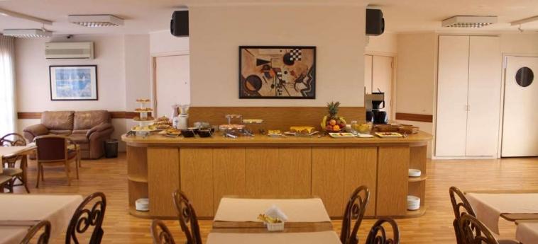 Hotel Days Inn: Detalle del hotel MONTEVIDEO