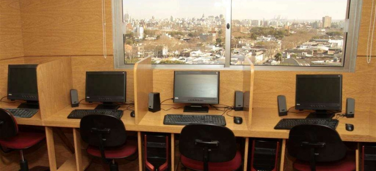 Hotel Days Inn: Business Centre MONTEVIDEO