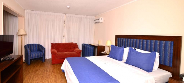 Hotel Days Inn: Chanbre MONTEVIDEO