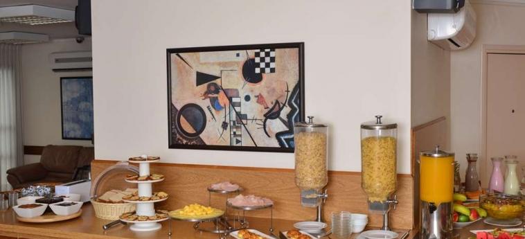 Hotel Days Inn: Anlage MONTEVIDEO