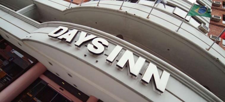 Hotel Days Inn: Außen MONTEVIDEO
