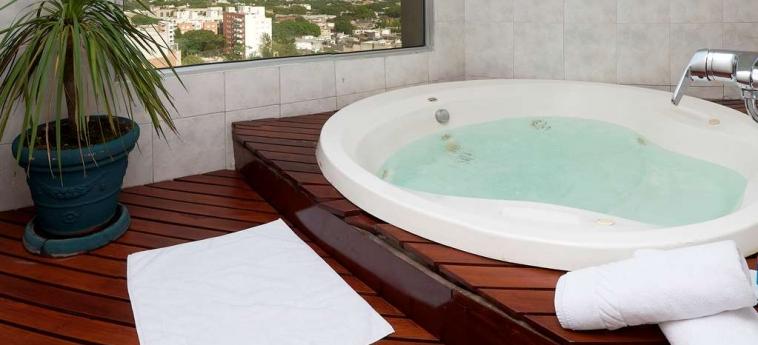 Hotel Days Inn: Gästezimmer MONTEVIDEO