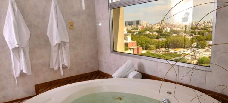 Hotel Days Inn: Gastzimmer Blick MONTEVIDEO