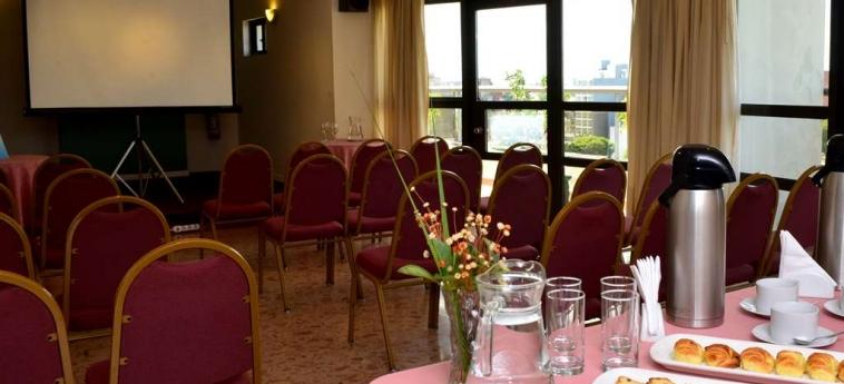 Hotel Days Inn: Konferenzsaal MONTEVIDEO