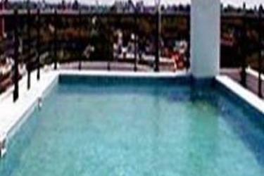 Palladium Hotel: Außenschwimmbad MONTEVIDEO