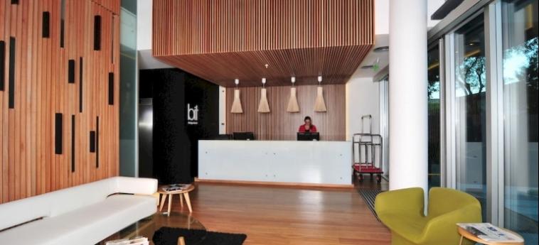 Bit Design Hotel: Amphiteatre MONTEVIDEO