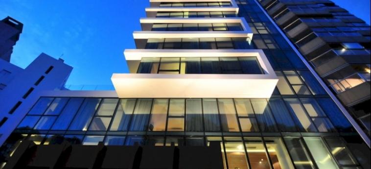 Bit Design Hotel: Chambre Quadruple MONTEVIDEO
