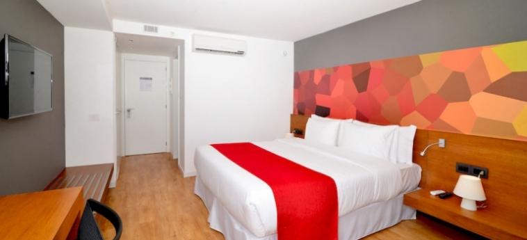 Bit Design Hotel: Floor Plan MONTEVIDEO