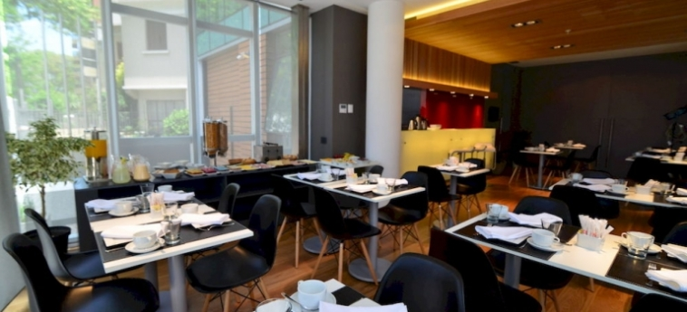 Bit Design Hotel: Lobby MONTEVIDEO