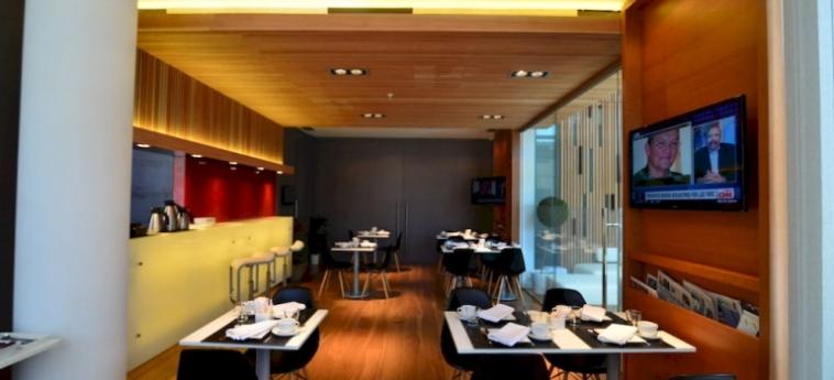 Bit Design Hotel: Salle de Petit Dejeuner MONTEVIDEO
