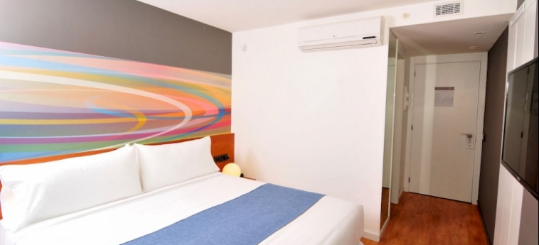 Bit Design Hotel: Salle Relax MONTEVIDEO