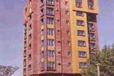 Hotel Tres Cruces: Extérieur MONTEVIDEO