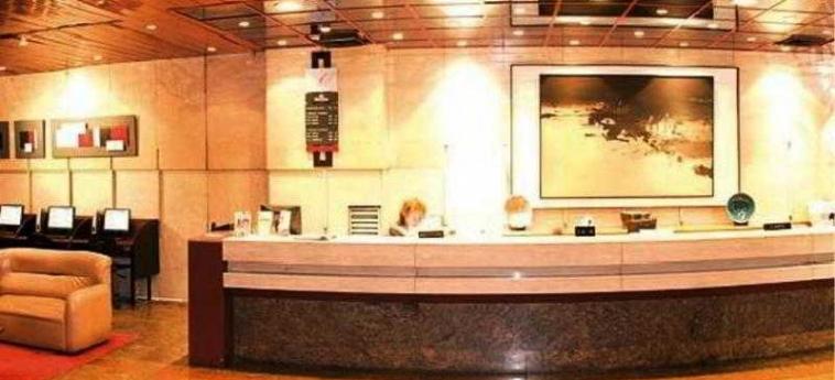 Hotel Embajador: Lobby MONTEVIDEO