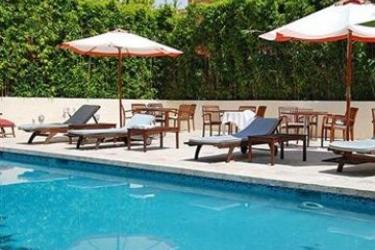 Hotel Le Jardin Des Sens: Berg MONTPELLIER