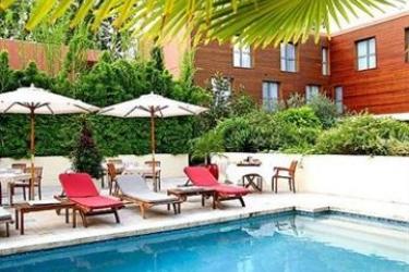 Hotel Le Jardin Des Sens: Dining Area MONTPELLIER