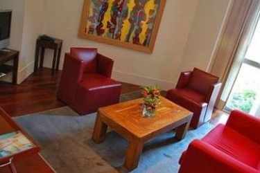 Hotel Le Jardin Des Sens: Veranda MONTPELLIER