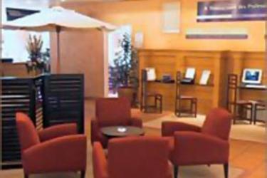 Hotel Mercure Montpellier Antigone: Lobby MONTPELLIER