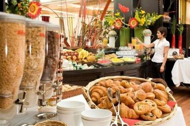 Hotel Mercure Montpellier Antigone: Sala de conferencias MONTPELLIER