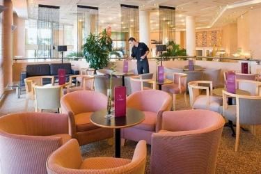Hotel Mercure Montpellier Antigone: Bar MONTPELLIER