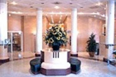 Hotel Mercure Montpellier Antigone: Hall MONTPELLIER