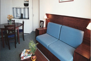 Hotel Madame Vacances Residence Les Consuls De La Mer: Camera Matrimoniale/Doppia MONTPELLIER
