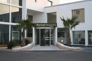 Hotel Kyriad Prestige Montpellier Ouest - Croix D'argent: Esterno MONTPELLIER