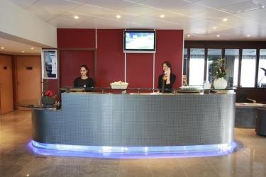 Hotel Kyriad Prestige Montpellier Ouest - Croix D'argent: Lobby MONTPELLIER