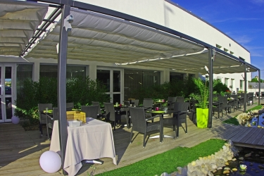 Hotel Kyriad Prestige Montpellier Ouest - Croix D'argent: Ristorante MONTPELLIER