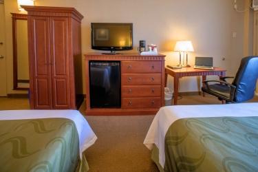 Hotel Quality Inn & Suites P.e. Trudeau Airport: Area para fiesta de cumpleaños MONTREAL