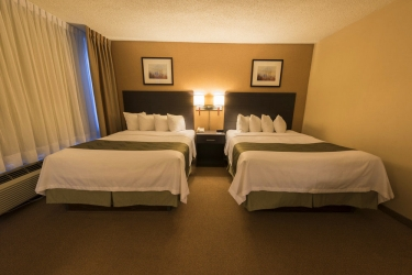 Hotel Quality Inn & Suites P.e. Trudeau Airport: Habitaciòn MONTREAL