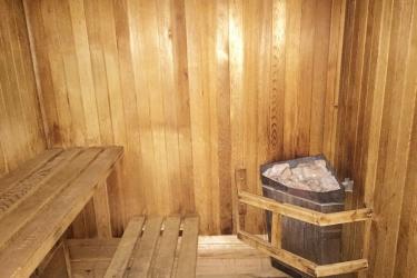 Hotel Quality Inn & Suites P.e. Trudeau Airport: Sauna MONTREAL