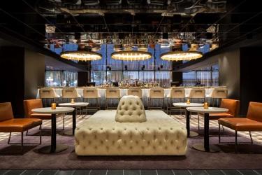 Hotel Fairmont The Queen Elizabeth: Bar MONTREAL