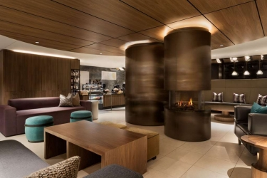 Hotel Fairmont The Queen Elizabeth: Restaurant MONTREAL