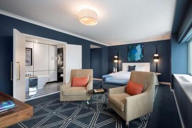 Hotel Fairmont The Queen Elizabeth: Suite MONTREAL