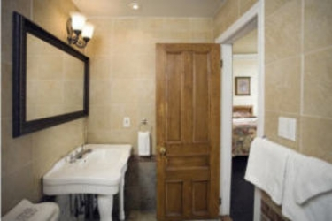 Hotel De Paris: Badezimmer MONTREAL