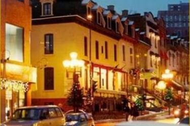 Hotel Du Manoir St-Denis: Exterior MONTREAL