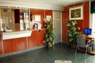 Hotel Motel Lido: Lobby MONTREAL