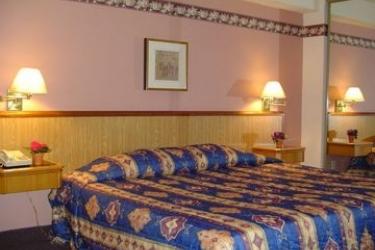 Hotel Motel Lido: Schlafzimmer MONTREAL