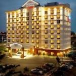 Hotel Marriott Fairfield Inn & Suites Montreal Airport