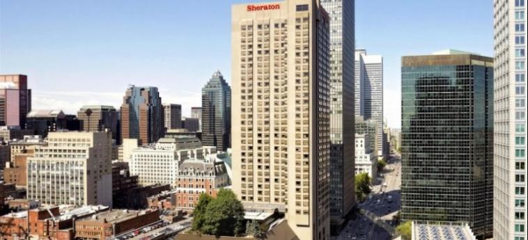 Hotel Le Centre Sheraton Montreal: Exterior MONTREAL