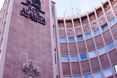 Hotel Alameda Centro Histórico: Exterieur MORELIA