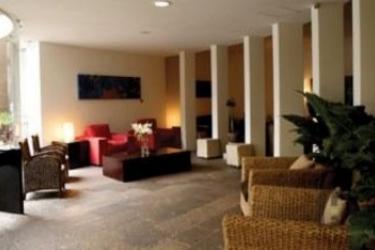 Hotel Alameda Centro Histórico: Hall MORELIA